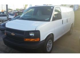 Chevrolet Express Cargo 2013