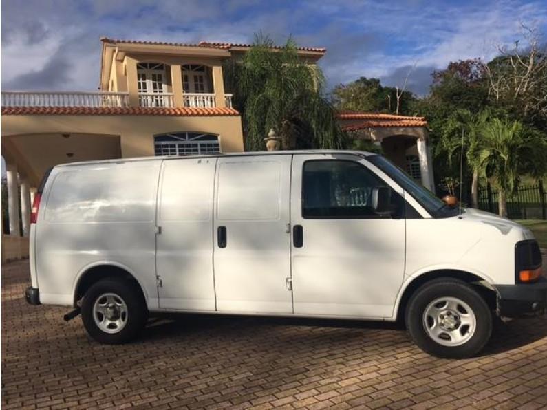 Chevrolet Express Van 1500 6cil 43lt