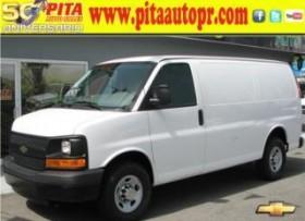 Chevrolet Express Van G 2500 GARANTIA