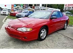 Chevrolet Monte Carlo 2003 Aut Como New