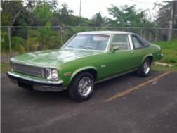 Chevrolet Nova Concours 1976