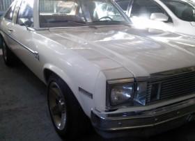 Chevrolet Nova SS clasico
