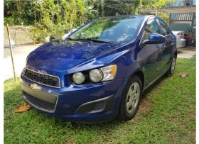 Chevrolet Sonic 2014 Automático