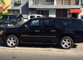 Chevrolet Suburban LTZ 2013