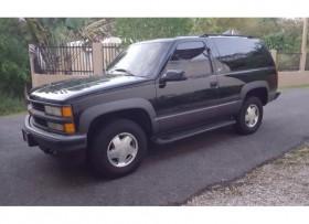 Chevrolet Tahoe 1998 Sport4 x 4