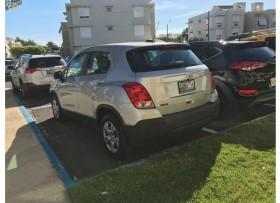 Chevrolet Trax 2015 Poco Millaje