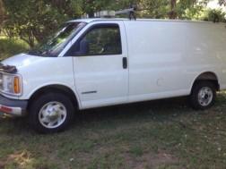 Chevrolet Van 2500