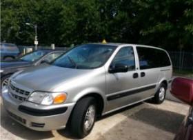 Chevrolet Venture 2004 cabina ext 5000