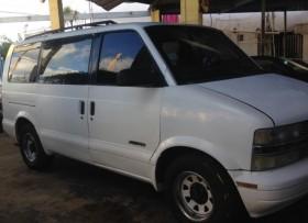 Chevrolet astro van 2000