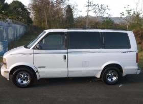Chevrolet astro van 99