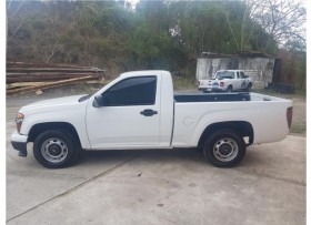 Chevrolet colorado 2005 4900 omo