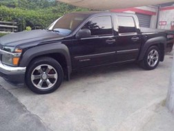 Chevrolet colorado 2005 doble cabina