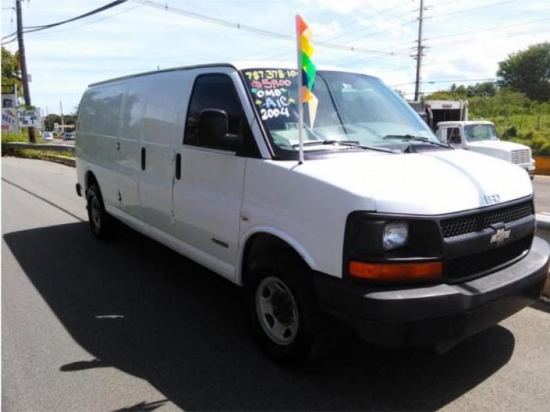 Chevrolet express 2004