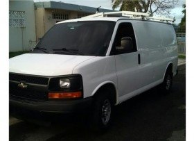 Chevrolet express van 2500