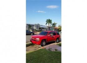 Chevrolet trailblazer 20023700