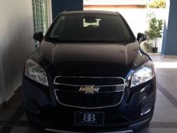 Chevrolet trax 2013 negro