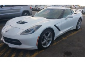 Chevtolet Corvette Stingray 2014