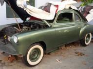 Chevy coupe deluxe 1950 unico en el pais