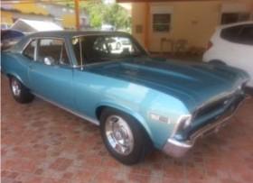 Chevy Nova 1968 lindo 12995