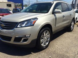 Chevy Traverse LT 2014
