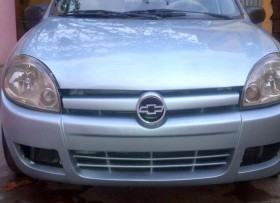 Chevy confort 2006 azul