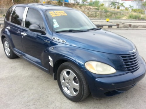 Chryler PT Cruiser 2002 Limited Edition