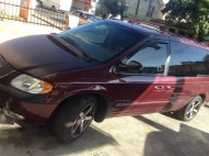 Chrysler town and country 2001 limited