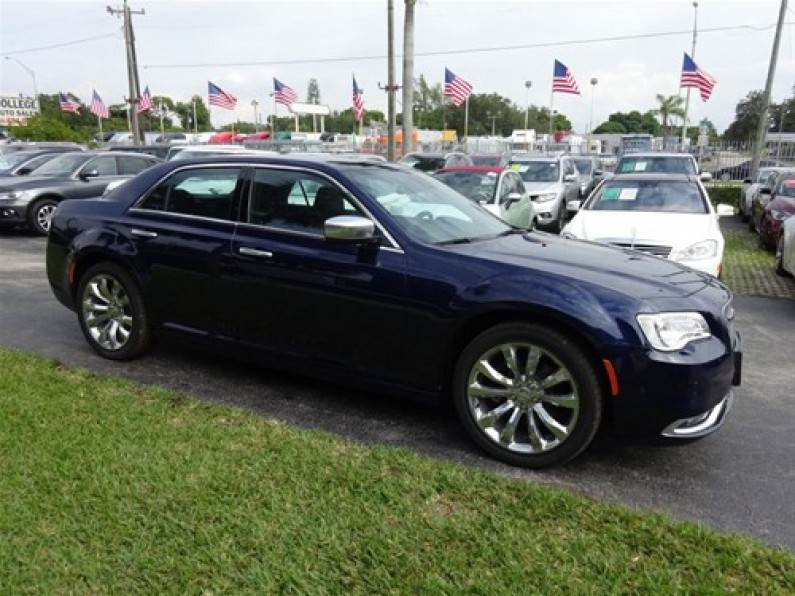 Chrysler 300 Limited 2015