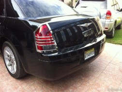 Chrysler 300 Touring 2006 super carros En Santiago