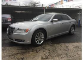 Chrysler C300 Limited 2012 Como Nuevo