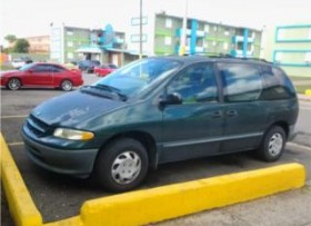 Chrysler Caravan 1998 1700