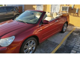 Chrysler Sebring Limited Convertible 2008
