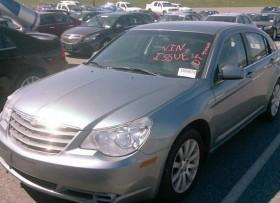 Chrysler Sebring Sedan 2011