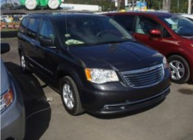 Chrysler Town &Country LIMITED2012