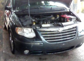 Chrysler Town And Country 2005 super carros en venta