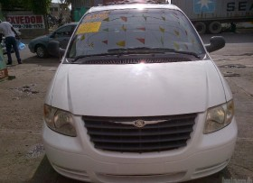 Chrysler Town And Country 2007 super carros en venta