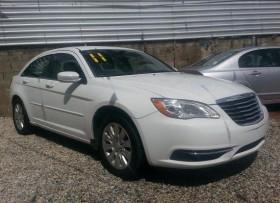 Chrysler recién importado