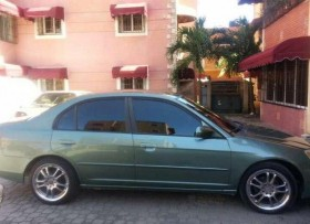 Civic 2003 americano notido