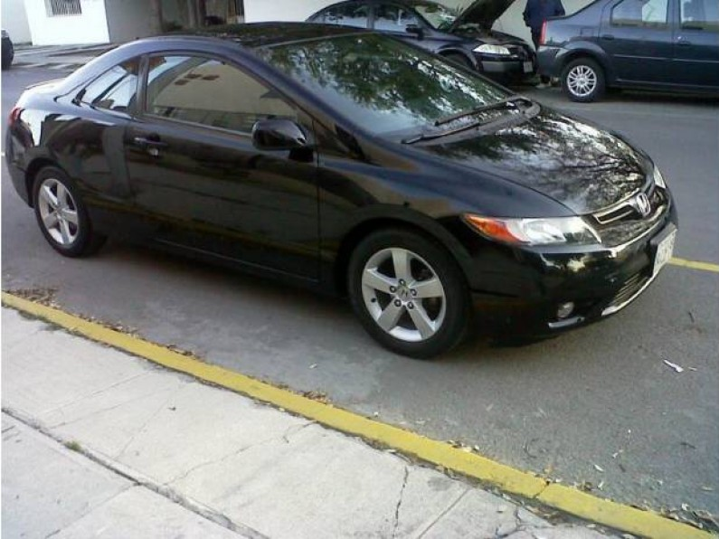Civic Coupe EX 2006