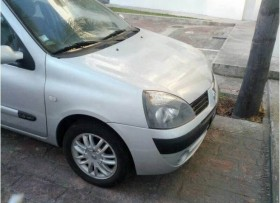 Clio 2005 Expression ABS TM AA Buen estado 50000 En orden