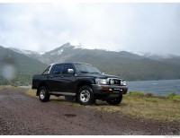 Compro Camioneta Excelentes Condiciones Tacoma Frontier Hilux Toyota