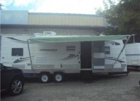 Conquest 259 BH 2009