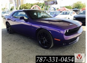 DODGE CHALLENGER RT PLUS -201639995