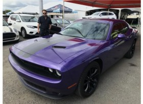 DODGE CHALLENGER RT V8 -2016