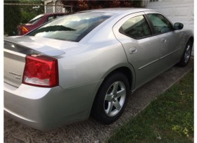 DODGE CHARGER SXT 2010 FULL POWER