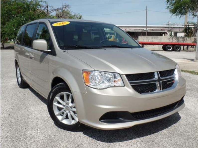 DODGE GRAND CARAVAN SXT WOW SOLO 12 MILLAS