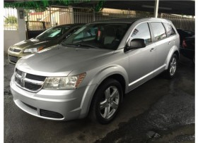 DODGE JOURNEY SXT PERFECTA PARA PASEAR