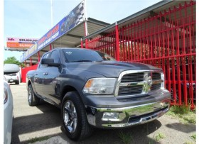 DODGE RAM BIG HORN 2010