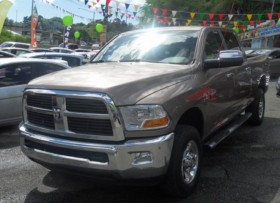DODGE RAM SLT TURBO 2010