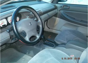 DODGE STRATUS 2005FINANCIADO